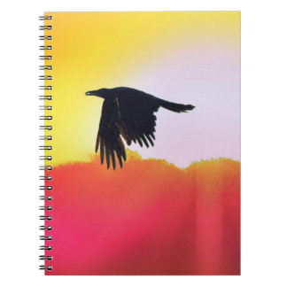Raven Holds the Seed of the World Notebook