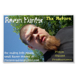 Raven Hunter - Coming Soon Poster