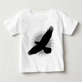 Raven in Flight Baby T-Shirt