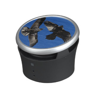 Raven in Flight Speaker