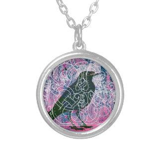 Raven in the Runestone Custom Jewelry