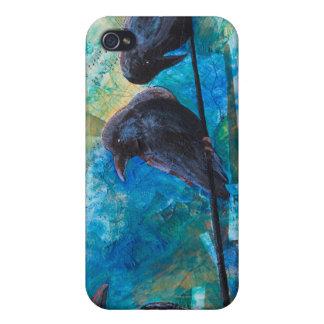 Raven iPhone Case