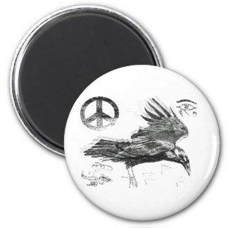 raven journey magnet