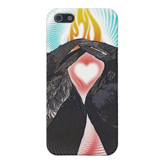 raven kiss iPhone 5 covers