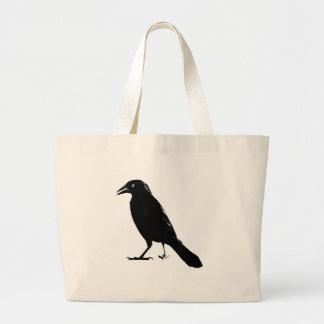 Raven Large Tote Bag