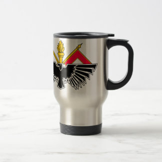 Raven Logo Travel Mug