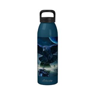 Raven Love Liberty Bottle Reusable Water Bottle