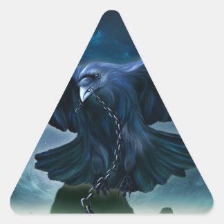Raven Love Sticker