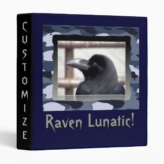 Raven Lunatic Binder