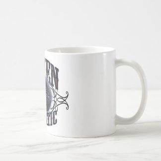Raven Lunatic Coffee Mug