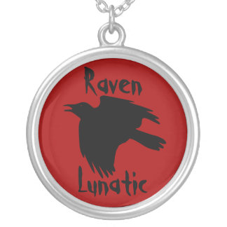 Raven Lunatic Necklace