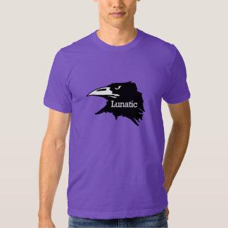 Raven Lunatic Shirt