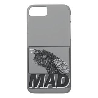 Raven Mad Phone Case
