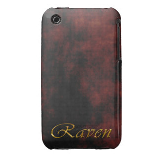 RAVEN Name Personalised Cell Phone Case