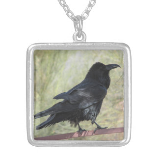 Raven Custom Necklace