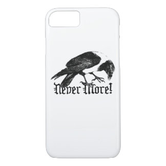 Raven Never More iPhone 7 Case
