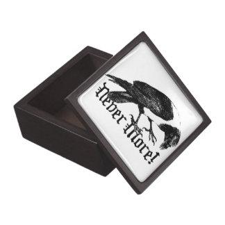 Raven Never More Premium Trinket Boxes