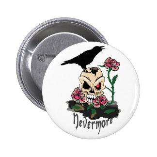 Raven Nevermore Button
