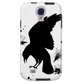 Raven Nevermore Galaxy S4 Case