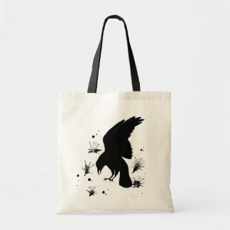 Raven Nevermore Tote Bag