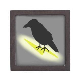 Raven on Lightning Premium Gift Box