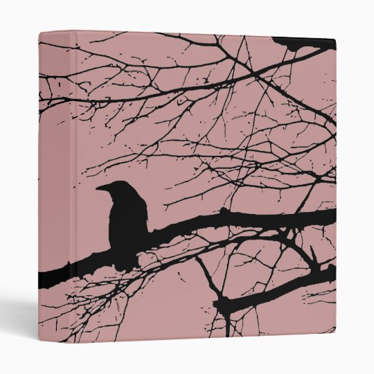 Raven on the Tree Binder