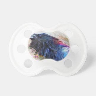 Raven Pacifier