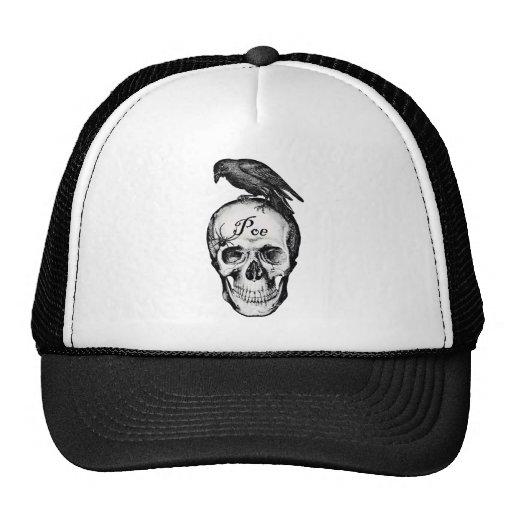 Raven Poe Cap Trucker Hat