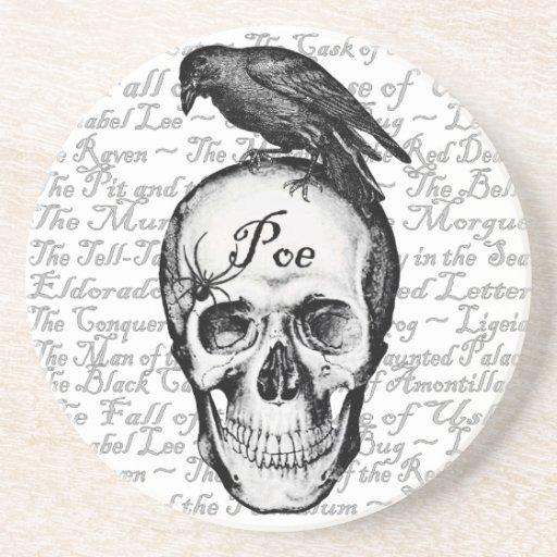 Raven Poe Coaster