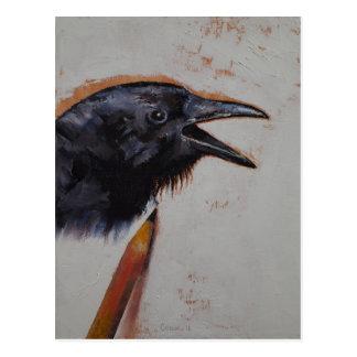 Raven Postcards
