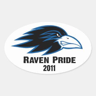 Raven Pride Sticker