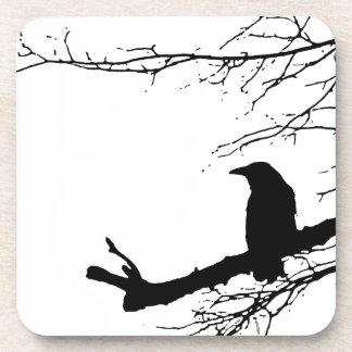 Raven Ravenware coasters