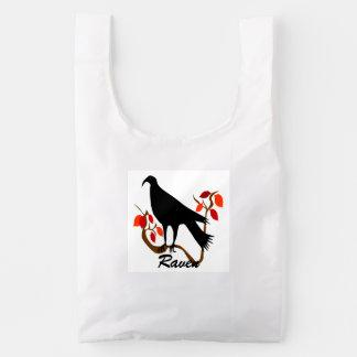 Raven Reusable Bag