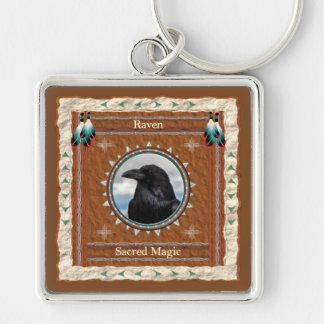 Raven  -Sacred Magic-  Key Chain