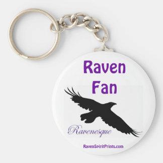 RAVEN Series IV Keychain