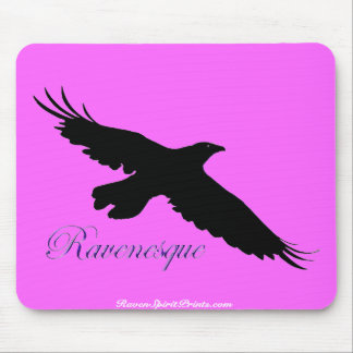 RAVEN Series IV Mouse Pads