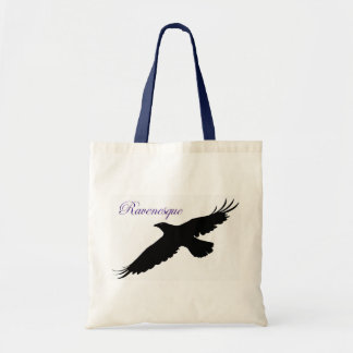 RAVEN Series IV Tote Bag