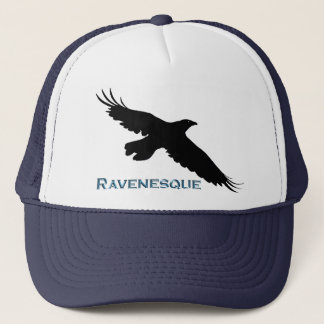 RAVEN Series IV Trucker Hat