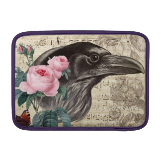 Raven Shabby Sleeve For MacBook Air