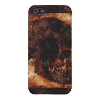 Raven, Skull, Headstone, Spider Gothic IPhone Case