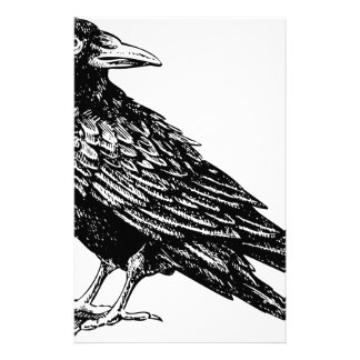 Raven Stationery Paper