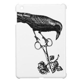 Raven Steals the Rose iPad Mini Case