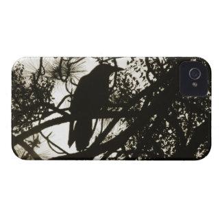 Raven Steampunk iPhone 4 Case-Mate Case