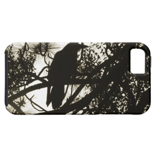Raven Steampunk iPhone SE/5/5s Case