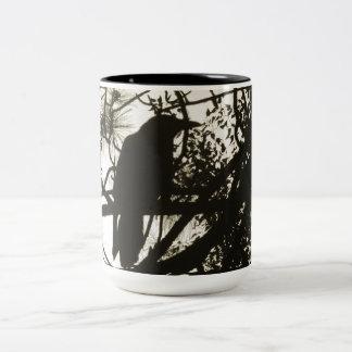 Raven Steampunk Mug