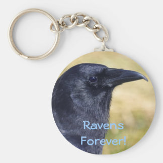 RAVEN STUDY Collection Keychain