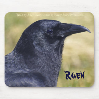 RAVEN STUDY Collection Mouse Pads