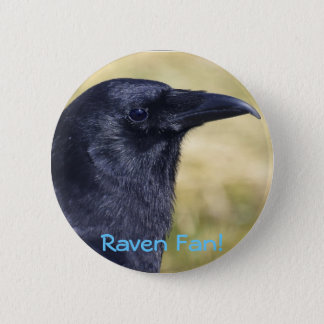 RAVEN STUDY Collection Pinback Button