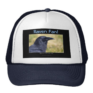 RAVEN STUDY Collection Trucker Hat