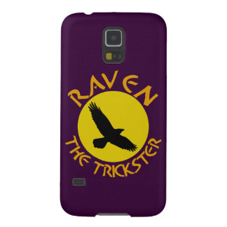 Raven The Trickster Galaxy S5 Case